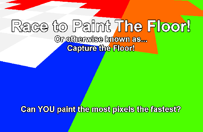 Paint the Floor!